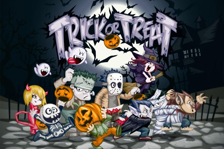 Halloween Vector Illustration Thumbnail Free Download